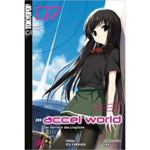 Accel World 7 Novel - Der Harnisch des Unglücks Manga