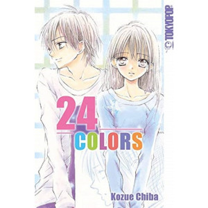 24 Colors Manga