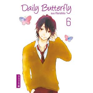 Daily Butterfly 6 Manga