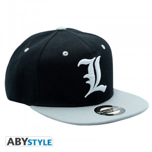 "Death Note ""L"" Baseball Cap"