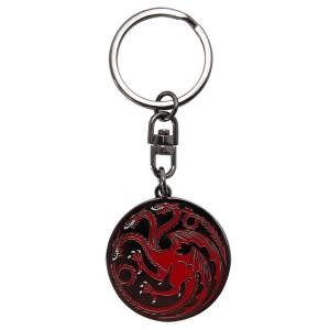Game of Thrones Targaryen Schlüsselanhänger