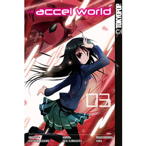 Accel World 3 Manga
