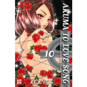 Akuma to Love Song 10 Manga