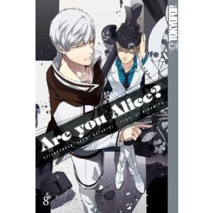 Are you Alice?  8 Manga