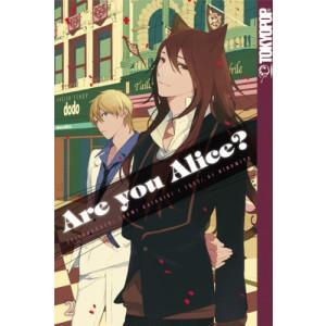 Are you Alice?  2 Manga