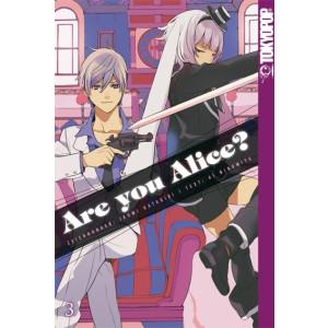 Are you Alice?  3 Manga