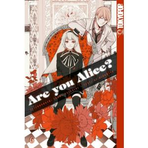 Are you Alice?  6 Manga