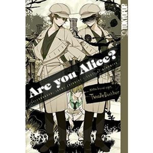 Are you Alice?  9 Manga