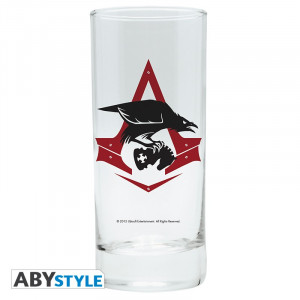 Assassins Creed Bird & Crest Glas