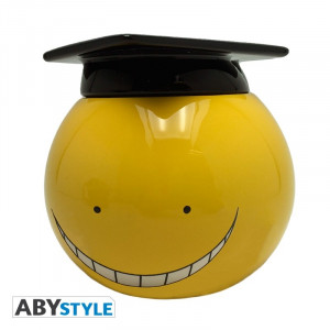 Assassination Classroom Koro-Sensei 500ml 3D Tasse