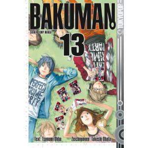 Bakuman. 13 Manga