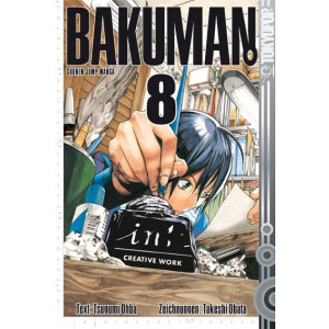 Bakuman.  8 Manga