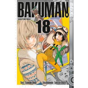 Bakuman. 18 Manga