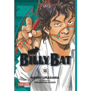 Billy Bat 13 Manga