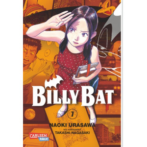 Billy Bat 7 Manga