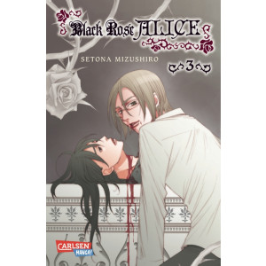 Black Rose Alice  3 Manga