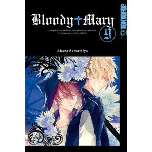 Bloody Mary 9 Manga