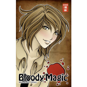 Bloody Magic One-Shot Manga
