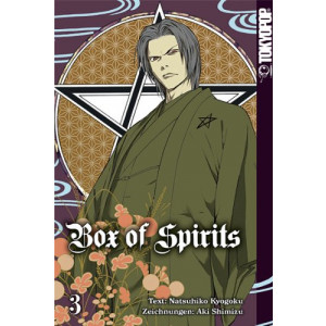 Box of Spirits 3 Manga