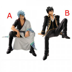 Gintama Sakata Gintoki / Hijikata Toushirou Break Time Version 13cm Figur