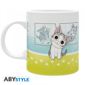 Chii's Sweet Home Chi 320ml Tasse