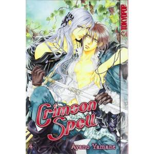 Crimson Spell  4 Manga