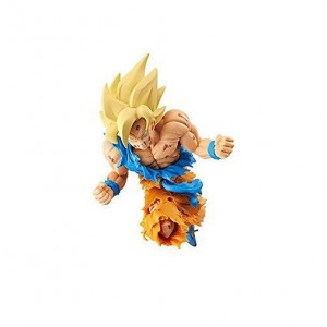 Dragon Ball Z Son Goku Super Saiyan Weekly Jump 50th Anniversary 18cm Figur
