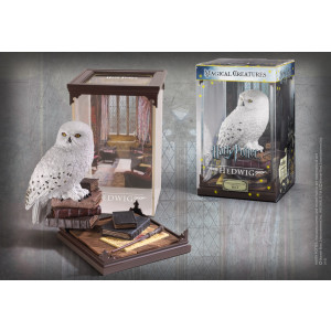 Harry Potter Magical Creatures Hedwig 18cm Figur