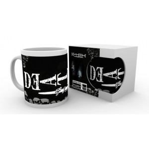 Death Note Logo 320ml Tasse