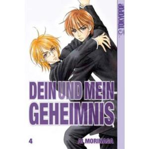 Dein und mein Geheimnis  4 Manga