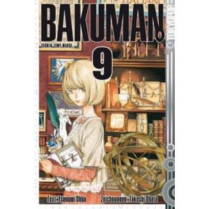 Bakuman.  9 Manga