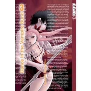Dance in the Vampire Bund  3 Manga