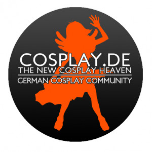 "Cosplay ""Orange"" Button"