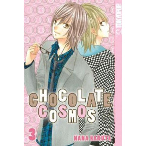 Chocolate Cosmos  3 Manga