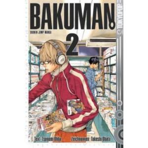 Bakuman.  2 Manga