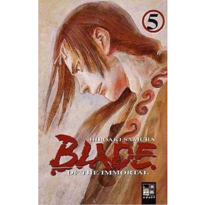 Blade of the Immortal  5 Manga