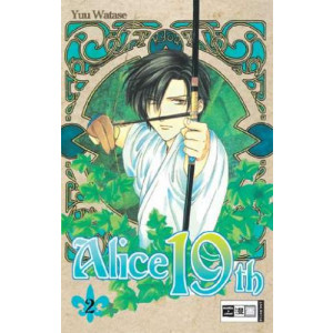 Alice 19th  2 Manga