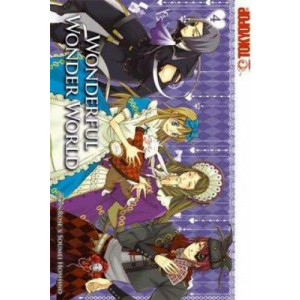 Wonderful Wonder World  4 Manga