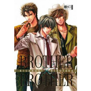 Brother x Brother  3 Manga