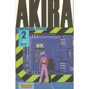 Akira 2 Manga