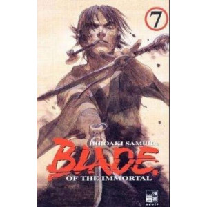 Blade of the Immortal  7 Manga