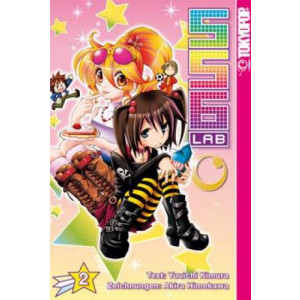 556 Lab  2 Manga