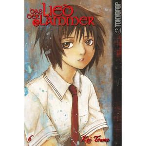 Das Lied der Lämmer  6 Manga