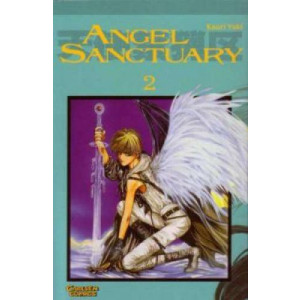 Angel Sanctuary  2 Manga