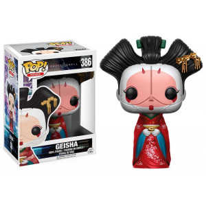 Ghost in the Shell Geisha #386 Movie Funko POP! Figur