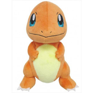 Pokemon All Star Collection Glumanda 15cm Plüsch-Figur