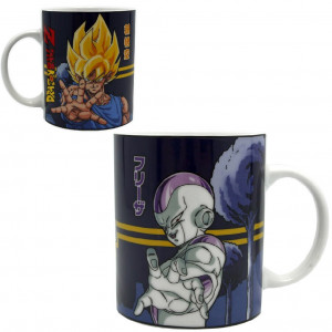 Dragon Ball Freezer Vs. Goku 320ml Tasse