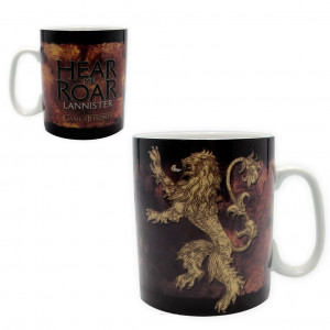 Game of Thrones Lannister 460ml Tasse