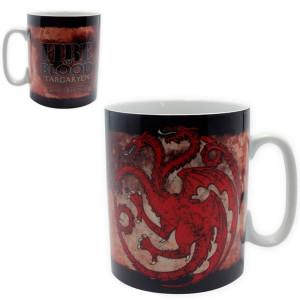 Game of Thrones Targaryen 460ml Tasse