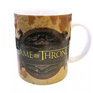 Game of Thrones Opening Logo 320ml Tasse